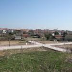 Urbanización junto a la Garganta de Santa María, Candeleda